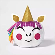 Hyde And EEk Halloween Unicorn Pumpkin Decorating Kit 14Pc