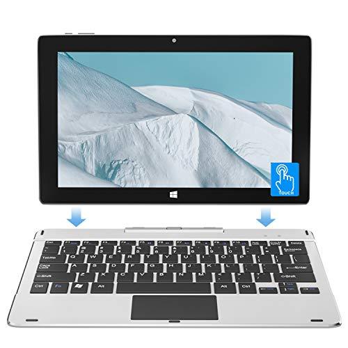 Jumper Laptop 2 in 1 6GB RAM 64GB Storage Ezpad 6pro 11.6 Inch FHD Windows 10 Tablet Pc Touch Screen INTEL Apollo Lake N3450 64 bit Quad core Processor - Detachable Keyboard