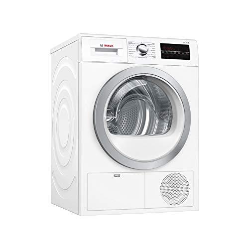 Bosch WTG86402GB Serie 6 8kg Freestanding Condenser Tumble Dryer - White
