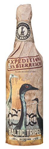 Rügener Insel-Brauerei - Baltic Tripel Craftbier 9,5% Vol. MW - 0,75l inkl. Pfand