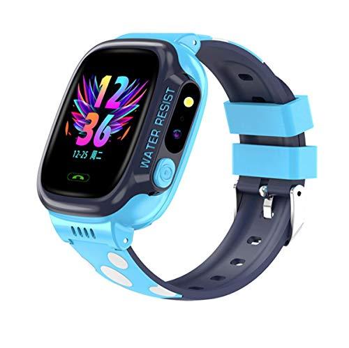 Smartwatch Niños, Reloj Inteligente Niña IP67, LBS, Hacer