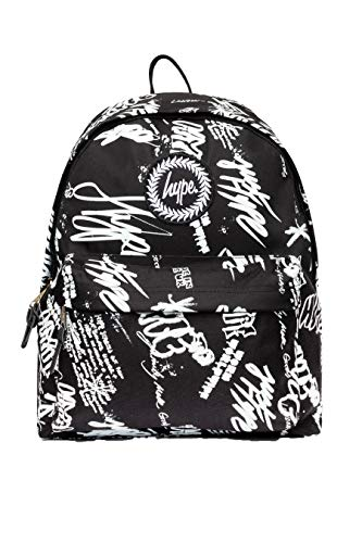 Hype Black Signature Backpack