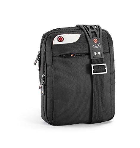 I-Stay Tasche für Tablet 25,6cm (10.1 Zoll) schwarz | is0101 | iPad Hülle von I Stay