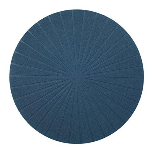 IKEA Panna 303.511.43 - Mantel individual (38 cm), color azul oscuro