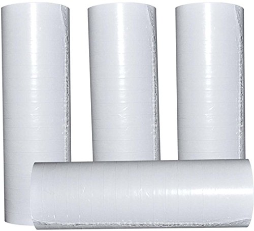 Aptafêtes Rouleau Serpentin blanc x1 - Taille Unique