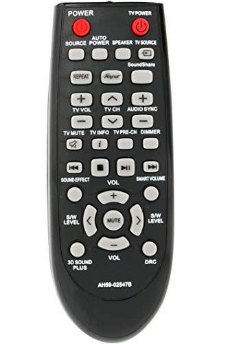allimity AH59-02547B Sostituire il Remplacer la télécommande adatto per Samsung Soundbar System HW-F450 HWF450