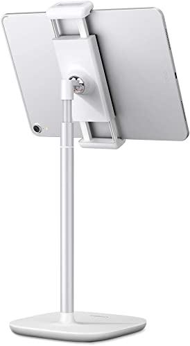 new arrival UGREEN Tablet Stand Compatible for iPad, Tablet Holder for Desk new arrival Height Adjustable Compatible with 4.7-12.9 Inch iPad Pro 12.9, iPad Air Mini 5 4 3, Nintendo Switch, iPhone, eBook Reader, Cell popular Phone online sale