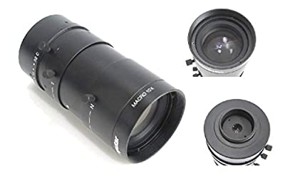 "Computar MLH-10X 1/2"" 13-130mm (10X) F5.6 Manual Zoom, Focus & Iris Close-up C-Mount Lens from Computar"