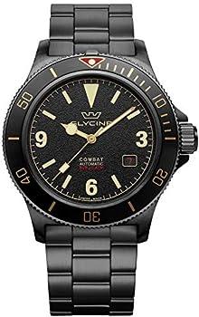 Glycine Combat Vintage Men's Analog Automatic Bracelet Watch