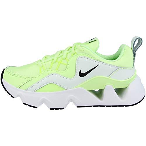 Nike RYZ 365 Unisex Schuhe Turnschuhe aus weißem und gelbem Stoff BQ4153-700