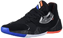 Men's lightweight shoes built for James Harden's game Regular fit Textile upper with midfoot band for lockdown and stability Rubber outsole with generative traction inspired by and tailored to James Harden's movements Lightstrike is a super light cus...