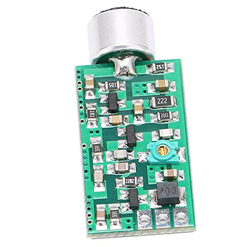FMエミッションMICコアボード 0.7V〜9V ミニワイヤレスマイクモジュール オーディオマイク