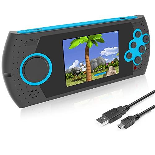 EASEGMER Kids Adults Handheld Games Console ,16 Bit...