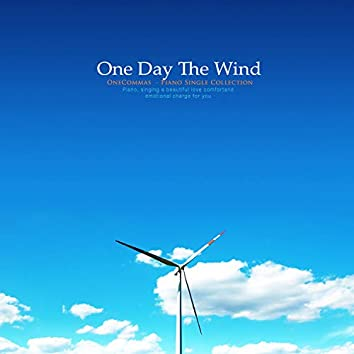 One day in the wind