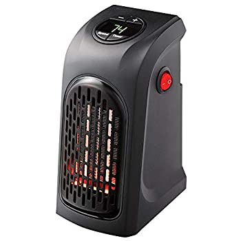 Ontel Handy Heater front quarter view