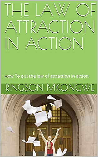 THE LAW OF ATTRACTION IN ACTION : How To put the law of attraction in action (English Edition)