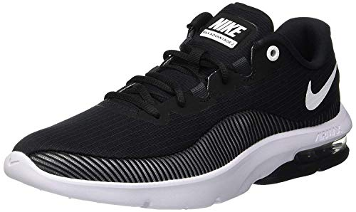 Nike Mens AIR MAX Advantage 2 Black White Anthracite Size 13