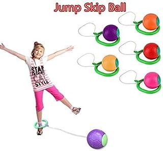 comprar comparacion TYKusm - Pelota de equilibrio para niños, juguete para patinar, ejercicio de equilibrio, aro, saltar, juguete para patio d...