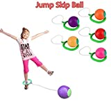 TYKusm - Pelota de equilibrio para niños, juguete para patinar, ejercicio de equilibrio, aro, saltar, juguete para...