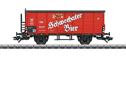 Märklin 48937 Bierwagen Schwechater Bier Kühlwagen, Spur H0