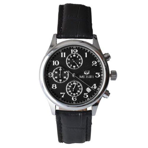 Megia W0613-21A1SS - Reloj Unisex
