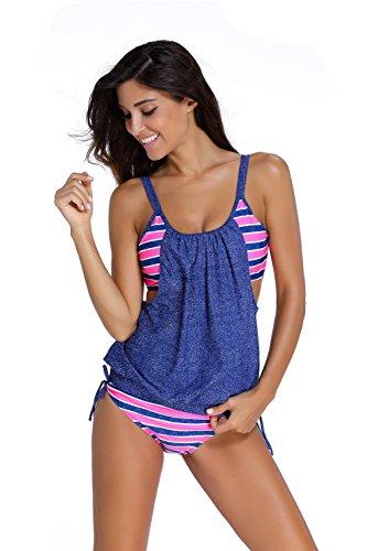 N/A Beach Resort Strand-Bikini-Pool-Party-Badeanzug,D,M