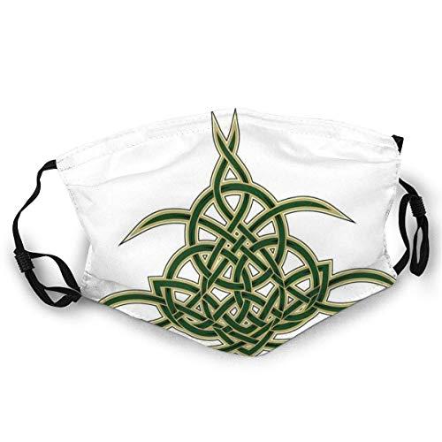 TABUE Face Guard Mond Cover Originele Keltische Shield Icon Gothic Design Schotland Medievale Ski Hoed Hals Gaiter Hoofddeksels
