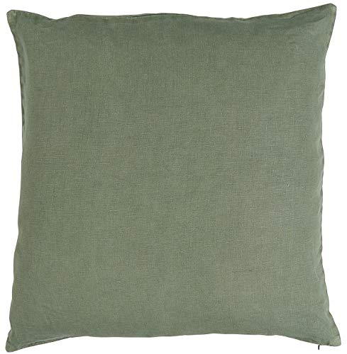 IB Laursen - Kissenbezug, Kissenhülle - Leinen - Dusty Chalk Green - 50x50cm