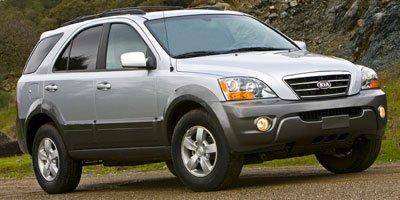 2009 Kia Sorento EX, 2 Wheel Drive 4 Door ...