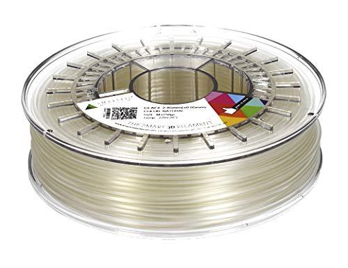 SMARTFIL GLACE 2.85mm Natural Filamento para Impresión 3D de Smart Materials 3D, M (750 g)