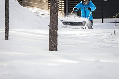 Fiskars Schneewanne Polyethylen 72cm breit, 143021 - 6