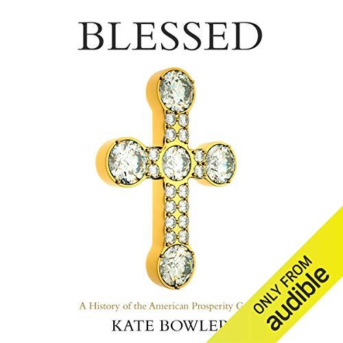 Couverture de Blessed