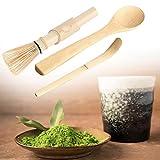 Set per la Preparazione del Matcha Bamboo Bamboo Set per la Preparazione del Matcha Frusta...