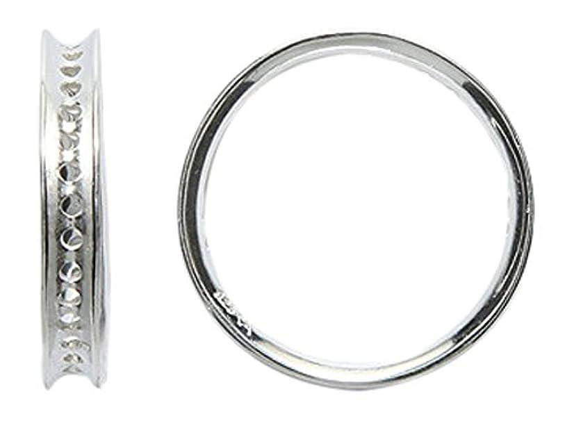 Amoracast Sterling Silver Eternity Design Frame Wheel 20mm