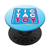 PopSockets: Tic Tac Toy PopSockets PopGrip: Swappable Grip for Phones & Tablets