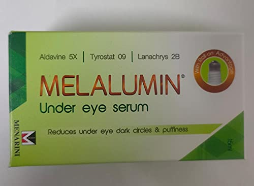 Melalumin Under Eye Serum