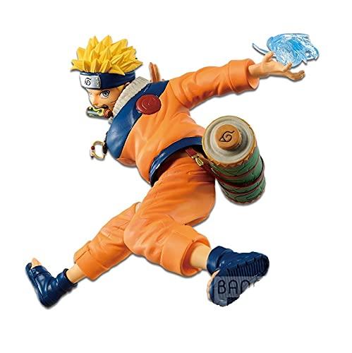 Banpresto Figura de Accion Vibration Stars Naruto Uzumaki - Naruto Multicolor BP17294