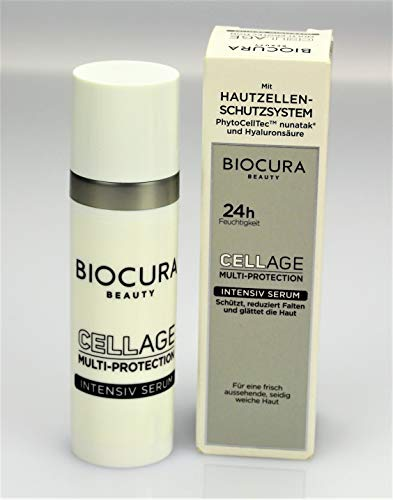 BIOCURA BEAUTY CELLAGE MULTI-PROTECTION INTENSIV SERUM