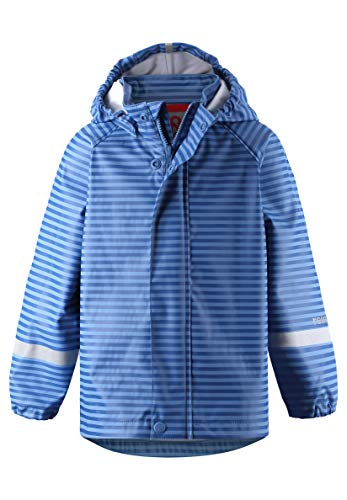 Reima Kinder Vesi Regenjacke, Denim Blue, 128