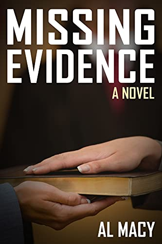 Missing Evidence (Goodlove and Shek Book 5)