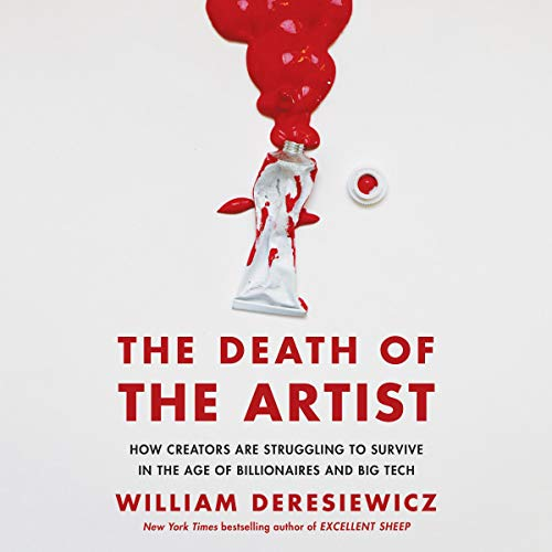The Death of the Artist cover art