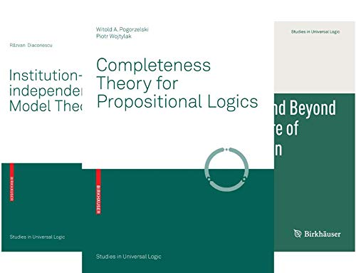 Studies in Universal Logic (15 Book Series)