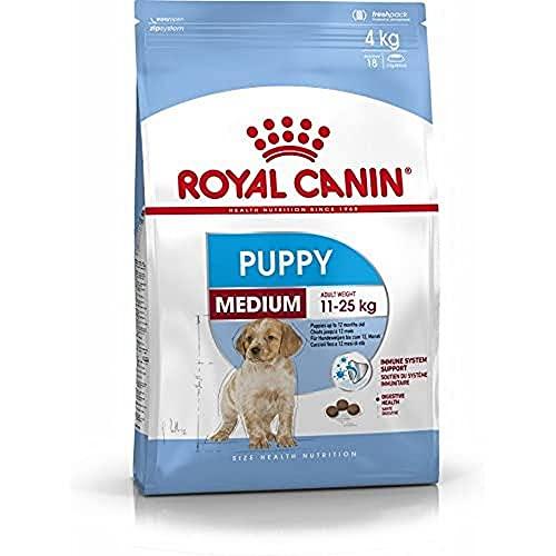 Royal Canin Medium Puppy Alimento Cane - 4000 gr