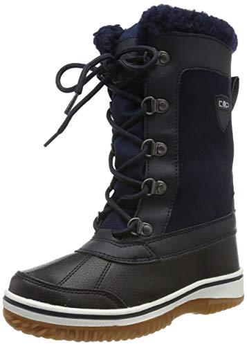 CMP Unisex-Kinder Kide Bootsportschuhe, Blau (Marine M934), 33 EU