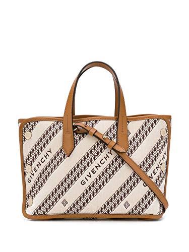 Luxury Fashion | Givenchy Dames BB50E5B0S0250 Beige Polyamide Handtassen | Lente-zomer 20
