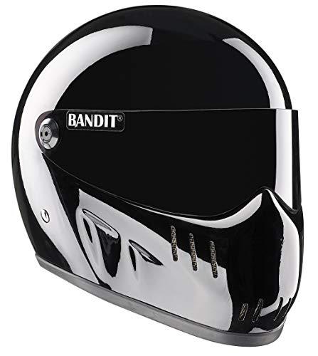 Bandit XXR Integralhelm mit getöntem Visier Nicht ECE (M)