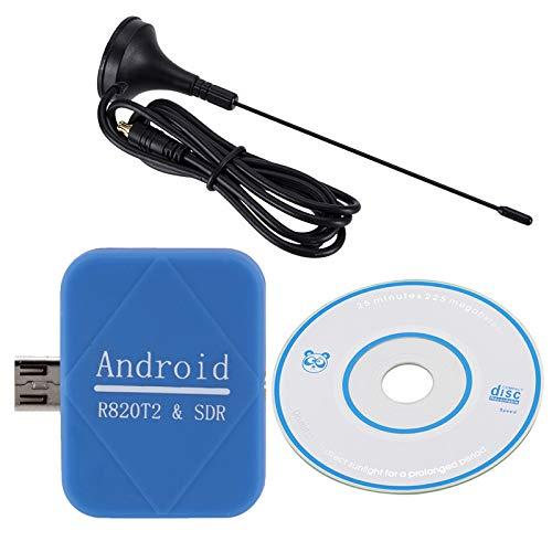 JEANS DREAM - Teléfono Android SDR + R820T2 Micro RTL-SDR y Receptor ADS-B: Amazon.es: Electrónica