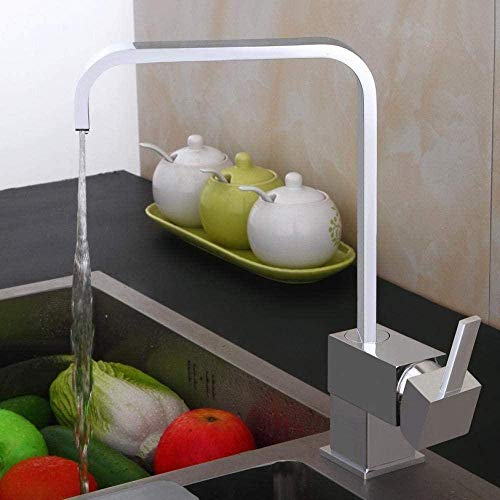 Grifo Grifería Faucet 360 Chome Plating Giratorio Fregaderos De Cocina Grado De Grifo Giratorio Purificar Fregadero Agua Del Grifo Para