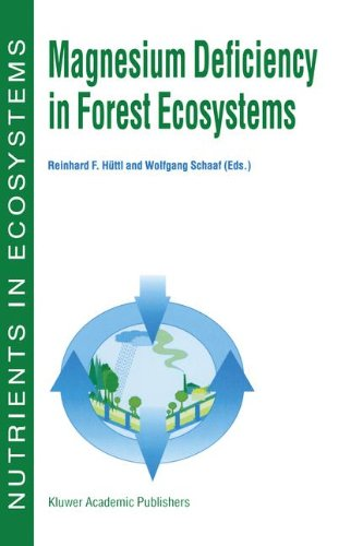 Magnesium Deficiency in Forest Ecosystems (Nutrients in Ecosystems, Band 1)
