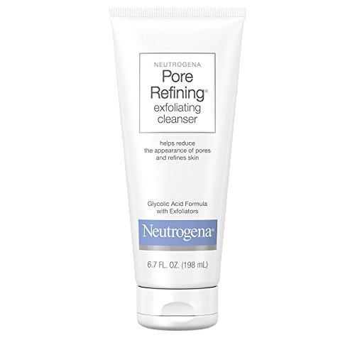 Neutrogena Pore Refining Facial Cleanser with Glycolic Acid Formula